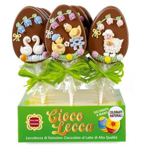 6101 Cioccolecca Uovo